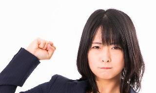 ため口で怒る女性