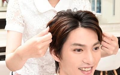 希望の髪型のヒアリング